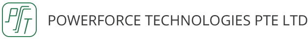 POWER FORCE TECHNOLOGIES PTE LTD Logo