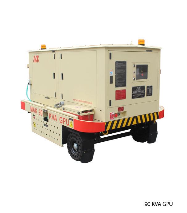Ground Power Unit – POWER FORCE TECHNOLOGIES PTE LTD