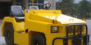 Diesel Towing Tractor